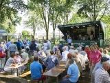 Jazz an der Burgruine 30.08.2015