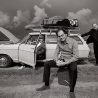 Trio Hut up Foto: Horst Klein